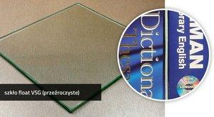 SteelART Szkło float VSG (przeźroczyste)